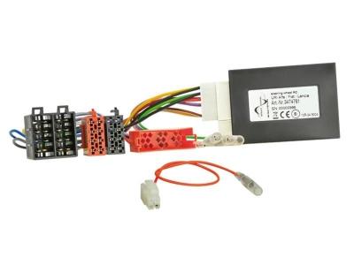 Adapter do sterowania z kierownicy DAF radia Zenec