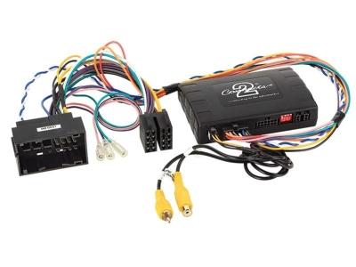 Infoadapter + sterowanie z kierownicy Fiat 500L, 500, Ducato 2014 -> CTUFT01
