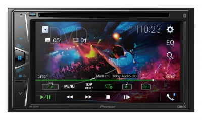 Stacja multimedialna Pioneer AVH-G210BT