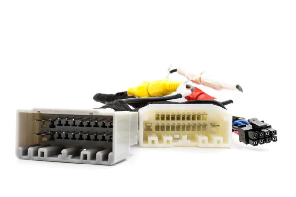 Interfejs do podłączenia kamery cofania Chrysler/Dodge/Jeep/Fiat/Lancia Uconnect Touch 8,4 (22 pin)