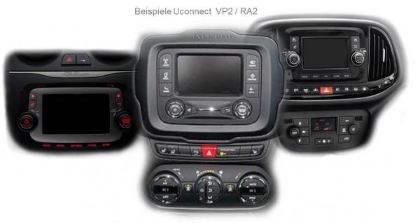 Interfejs wideo Alfa Romeo, Citroen Jumper, Fiat 500 , 500L, Doblo, Ducato, Tipo, Peugeot Bokser 2012 ->