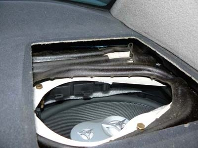 Ramki głośnikowe BMW 3 (E36) 6x9