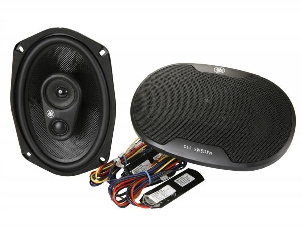 Głośniki samochodowe DLS CC-M369, 3-drożne 6x9