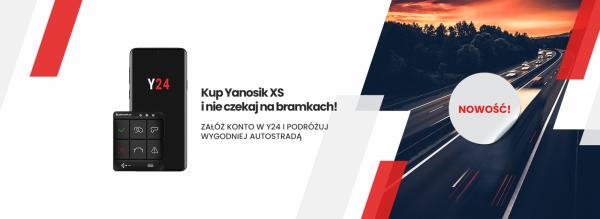 Yanosik XS
