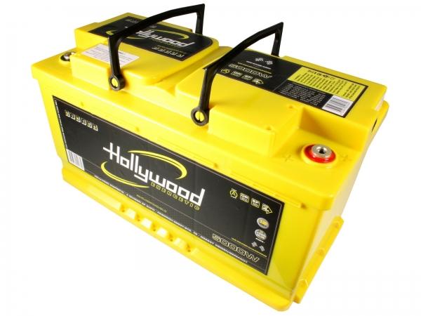 Akumulator Hollywood DIN-100 12V, 5000W, 100Ah