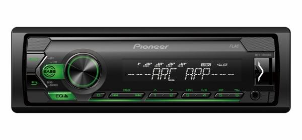 Radio samochodowe Pioneer MVH-S120UBG