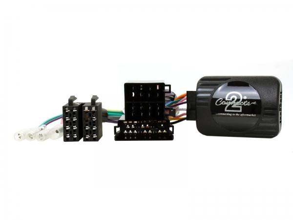 Adapter do sterowania z kierownicy Can Bus Fiat Punto, 500, Ducato, Doblo CTSFA004.2