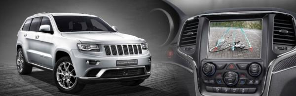 Interfejs do podłączenia kamery cofania Chrysler/Dodge/Jeep Uconnect Touch 8,4 (52 pin)