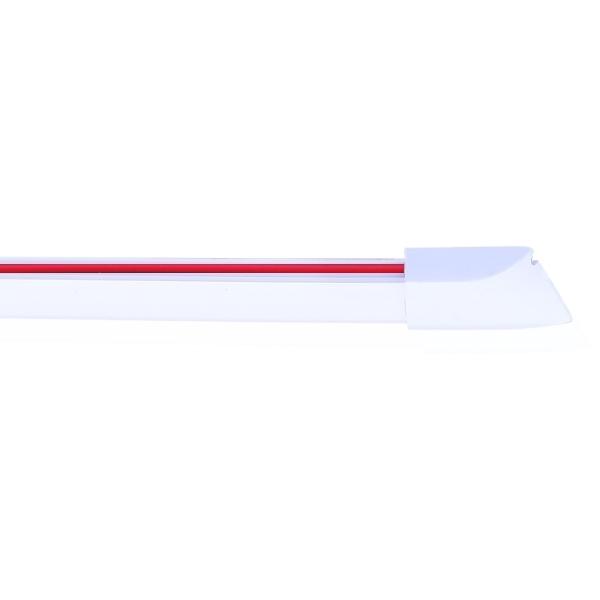 Taśma Strip Tail Light Flex LED 120cm biała szer.2,5cm, uniwersalna