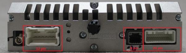 Adapter do sterowania z kierownicy Renault Master, Twingo, Trafic, Captur CTSRN009