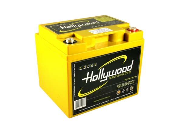 Akumulator Hollywood SPV-45 12V, 2000W, 45Ah