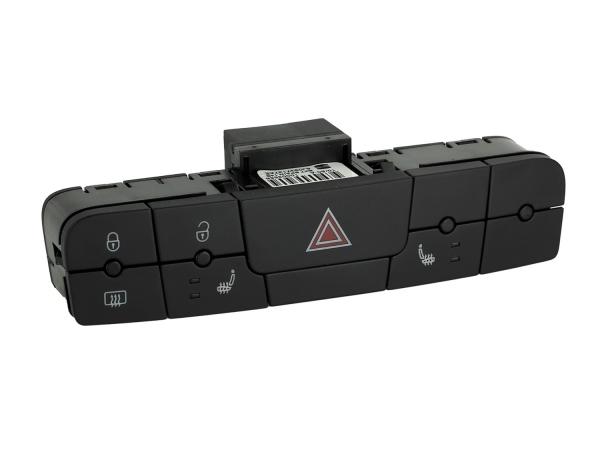 Listwa przełączników Seat Ibiza 6J światła awaryjne / ogrzewanie siedzenia 2012 - 2015