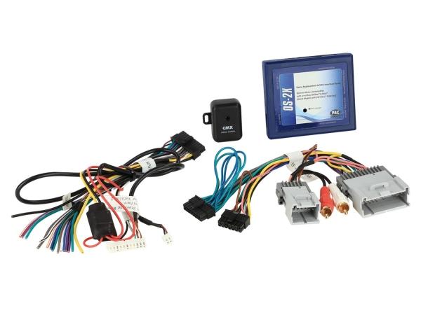 Adapter do kierownicy Chevrolet, GMC, Isuzu, Hummer, Pontiac, Saab, Oldsmobil, Saturn 24Pin/12Pin Amp