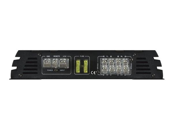 Wzmacniacz 4-kanałowy Crunch GPX-1000.4 4x125W RMS