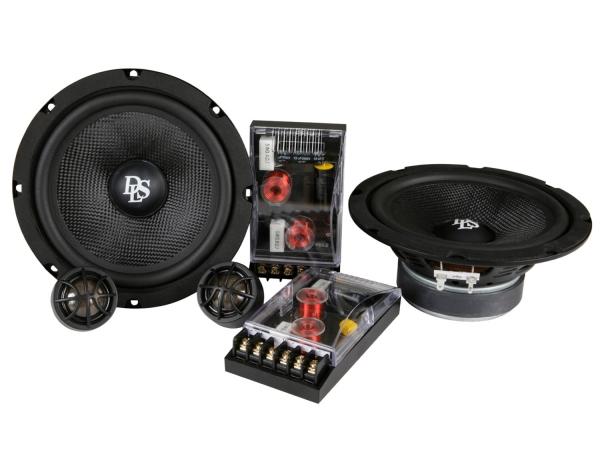 Głośniki samochodowe CK-MB6.2, 2-drożne komponentowe 16,5 cm