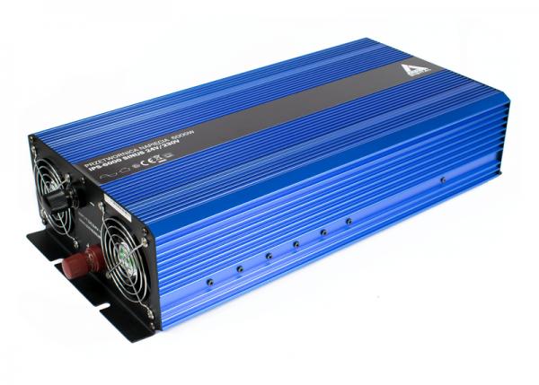 Przetwornica napięcia 24 VDC / 230 VAC SINUS IPS-6000S 6000W