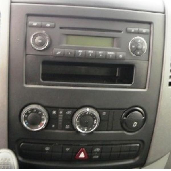 Adapter do sterowania z kierownicy Mercedes C-Klasse (W203) 2000-2004 CTSMC002.2