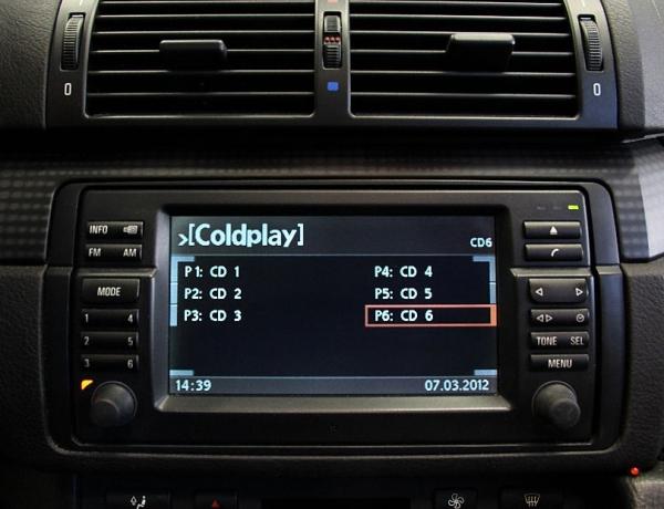 Podłącz iPod, iPhone, AUX Dension iGateway - BMW E-46,X3,X5, Mini Business,Professional,MID,Navigation