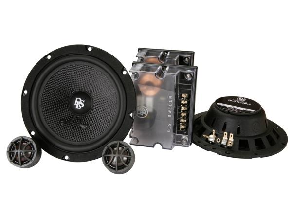 Głośniki samochodowe CK-RCS6.2, 2-drożne komponentowe 16,5 cm