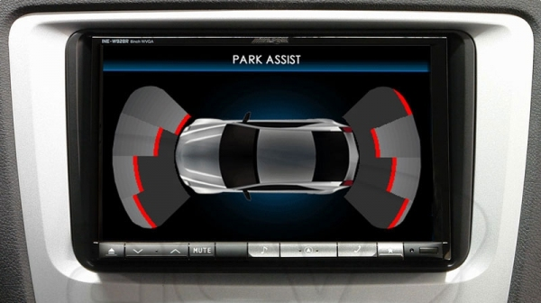 Adapter do kierownicy + info VW 2009->