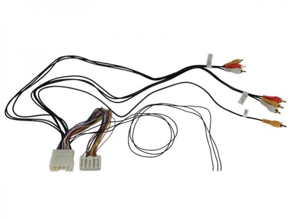 Adapter kamery cofania do kamery OEM Chrysler / Dodge / Jeep
