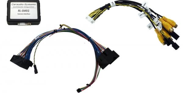 Interfejs kamery CarPlay MirrorLink Peugeot/Citroen SMEG+ (iV2)